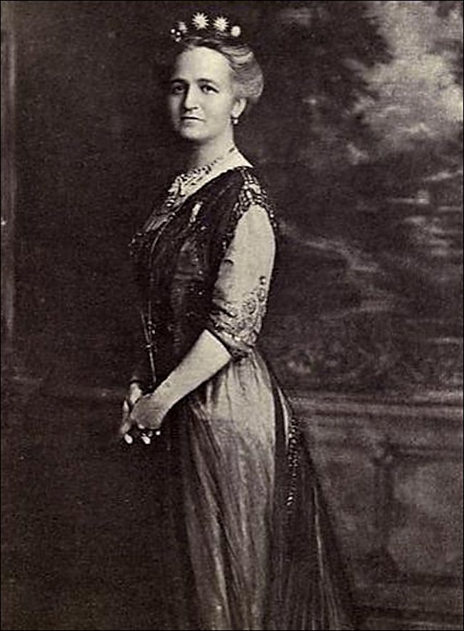 Rose Selfridge photo taken about 1910